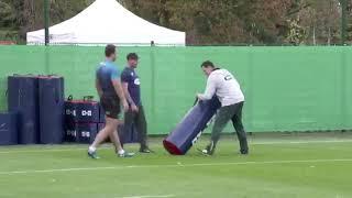 Rassie Erasmus completely trolls Owen Farrell, England and World Rugby