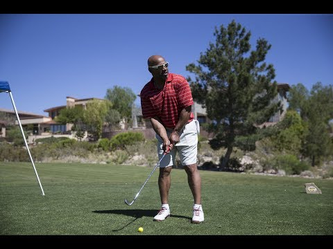 Mike Rozier talks playing golf to benefit Las Vegas youth