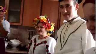 Шуточный обряд Казачье сватовство невесты