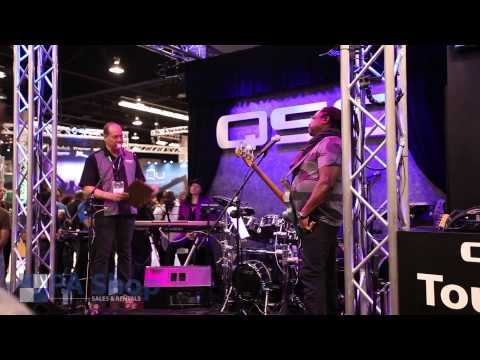 QSC Live Performance and Interview with Darryl Jones, Omar Hakim and Rachel Z