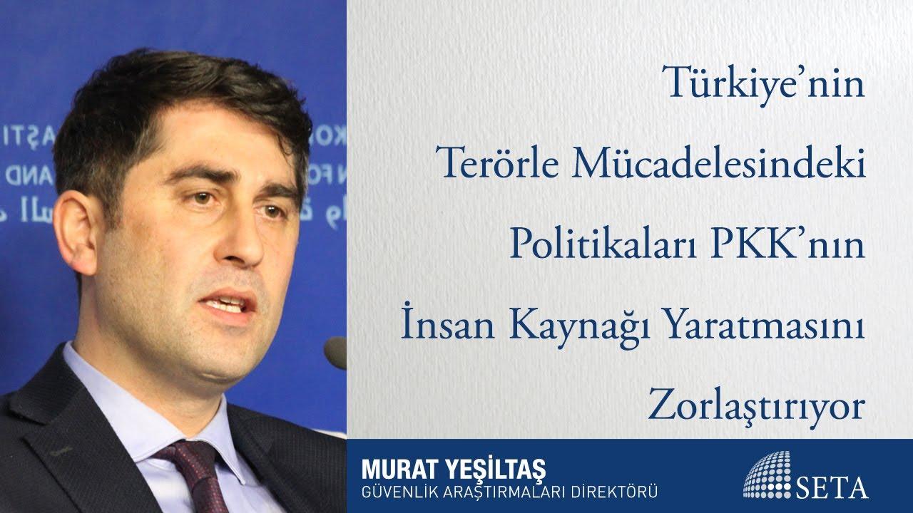 Türkiye'nin Terörle Mücadelesindeki Politikaları PKK'nın İnsan Kaynağı Yaratmasını Zorlaştırıyor