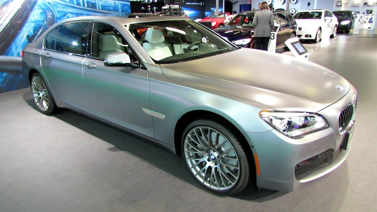 2014 BMW 750Li XDrive Individual Edition