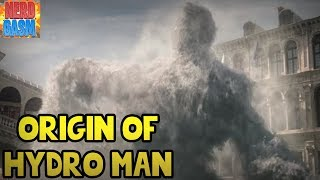 Origin of Hydro Man | Who is Hydro Man? Spider Man Far From Home Hydro Man