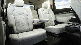 8-seat 3-row 2020 Kia Telluride INTERIOR
