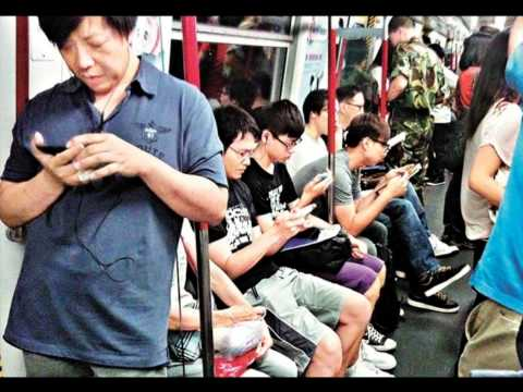 smart phone and society