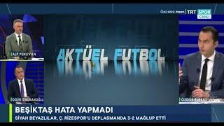 Aktüel Futbol   Sivasspor 15  maçtır yenilmiyor, Beşiktaş hata yapmadı, Başakşeh
