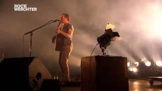 Damien Rice live concert  RockWerchter festival Belgium 2015 RW15