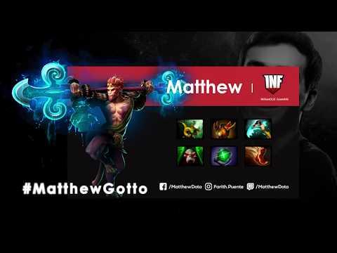 Matthew - Monkey King   Support (7.19c)   Dota 2 Pro Player