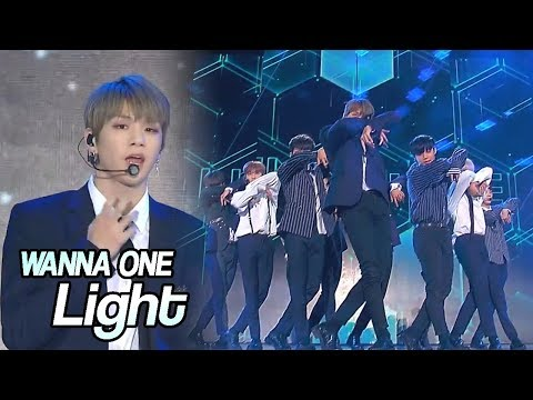 [Super Concert] Wanna One - Light,워너원 - 켜줘 DMC   Festival 2018