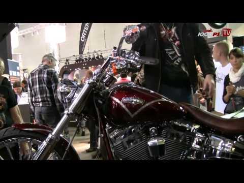 Harley Davidson Neuheiten 2013-Intermot 2012