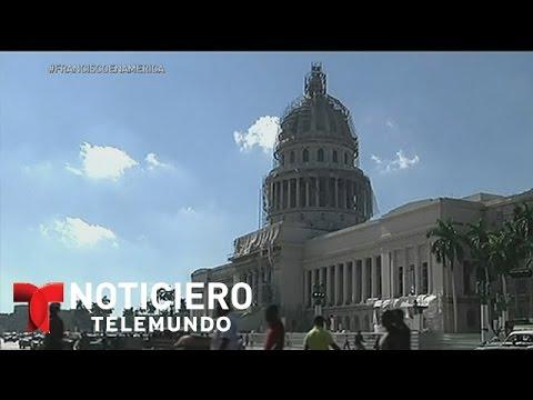Menos restricciones para viajar a Cuba desde EEUU | Noticiero | Noticias Telemundo