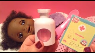 Baby Alive Real Surprises Baby Doll is Sick