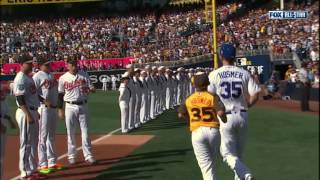 2016 All-star Game @ Petco Park, San Diego - July 13, 2016