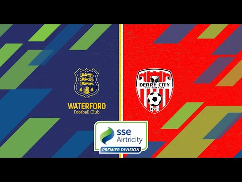 Premier Division GW12: Waterford 0-1 Derry City