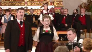 """12 """"Ich mache mit dir die gröschti Wett"""" Duett Heidi Blum und Josef Meyer"""