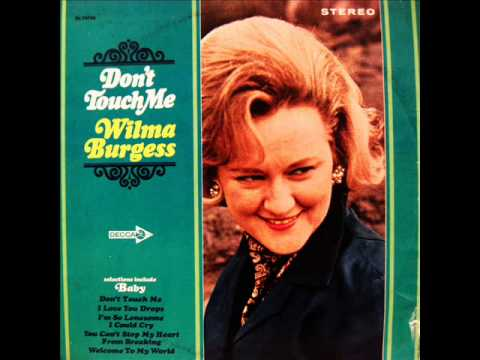 "Wilma Burgess ""Someone Before Me"""