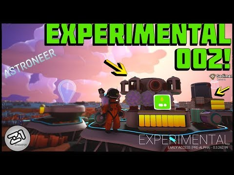 Experimental Update 002 !!! NEW THINGS !! Astroneer Update Gameplay Z1 Gaming