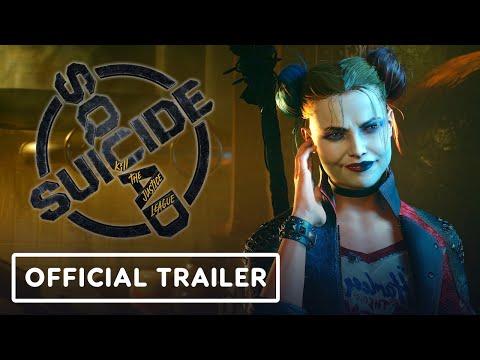 Suicide Squad: Kill the Justice League - Official Story Trailer   DC FanDome 2021