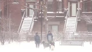 More Than 100 Million Under Winter Weather Alerts From Major Winter Storm   NBC Nightly News