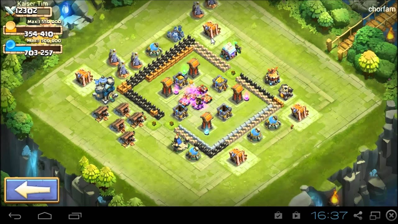 Castle Clash Deutsch
