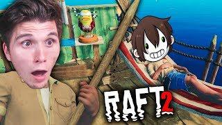 Unsere NEUE Hängematte ☆ Raft #14