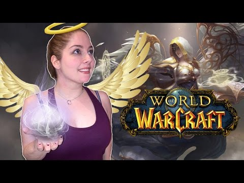 ASMR Gaming   WoW: Disc Priest Dungeon   Whispering + Soothing Rain Sounds