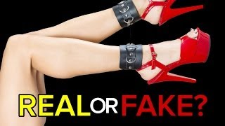 Are These Sex Fetishes Real Or Fake?
