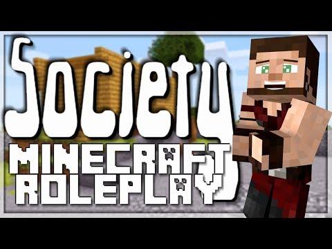 Was ist eigentlich Society? | #01 Minecraft Society | Balui | Minecraft Roleplay
