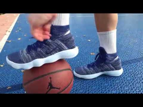 Nike Hyperdunk 2017 Flyknit