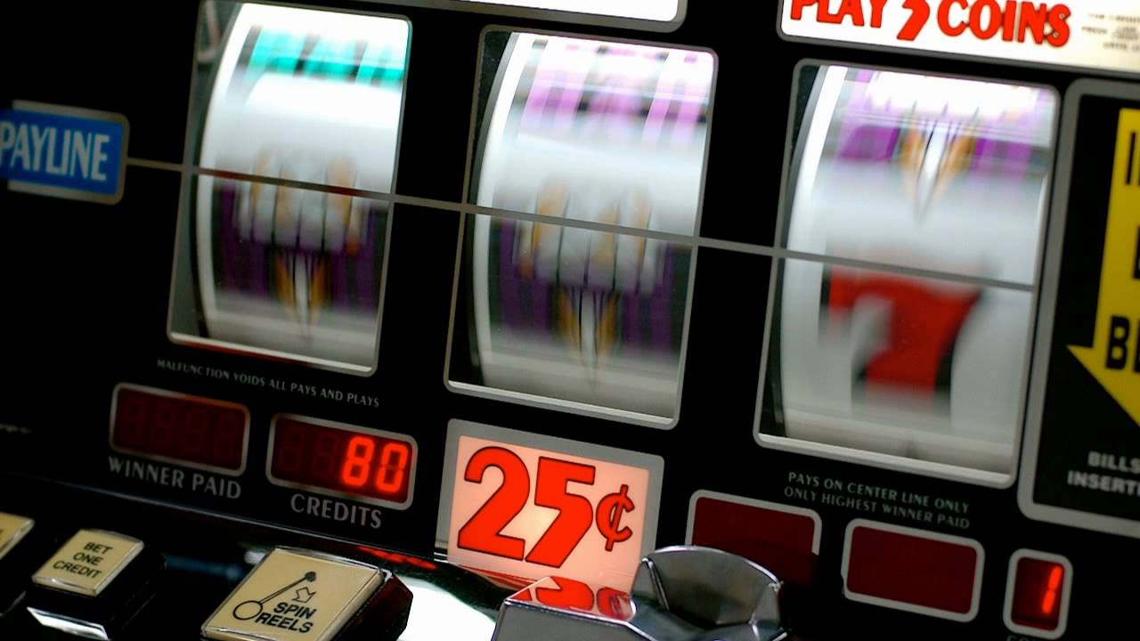 Casino slot machines how do they work curacao casino