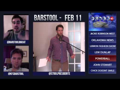 Barstool Rundown February 11