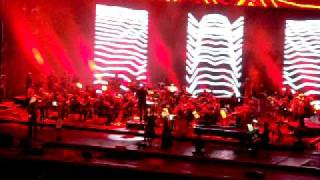 Peter Gabriel - Verona's Arena Après moi (New Blood Tour) 27-9-2010