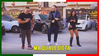 LUCA IL SOLE DI NOTTE - MA QUALE DIETA (Official Video 2020)
