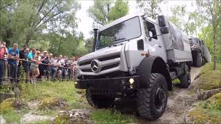 2019 Mercedes Benz Unimog Meeting in Gaggenau