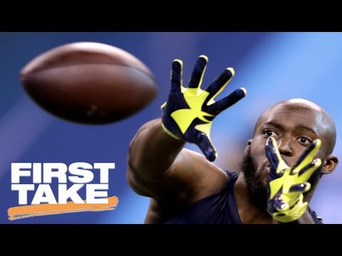 Kiper Jr. and McShay Discuss Mock NFL Draft | First Take | April 5, 2017