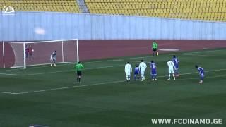 FC Dinamo Tbilisi 3:2 FC Zestafoni 05.03.15