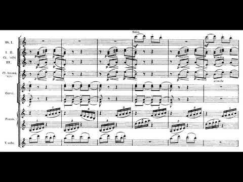 Igor Stravinsky's Petrushka Audio + Score