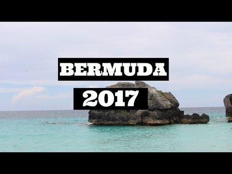 BERMUDA TRAVEL VLOG!! Bermuda 2017.