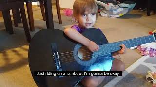 Trolls song cover - Get back up again  by  Maiara Harrison