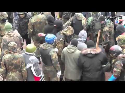 «Донбасс на линии огня». Линия разделения. Эпизод первый: Коминтерново [18+]