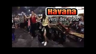 Havana versi jawa