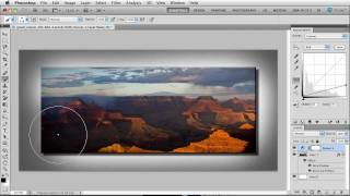 Creating A Frame Border Gallery Effect In Photoshop