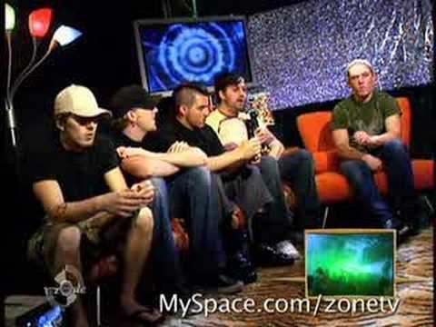 Kutless Interview on the Zone