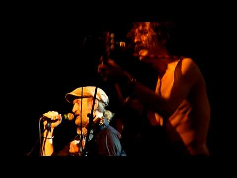 Gogol Bordello - Alcohol [HD] live