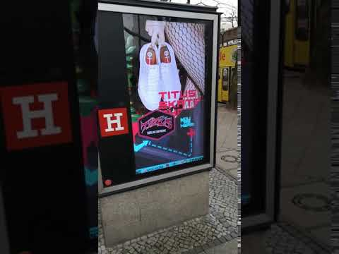 Berlin advertising: done right!