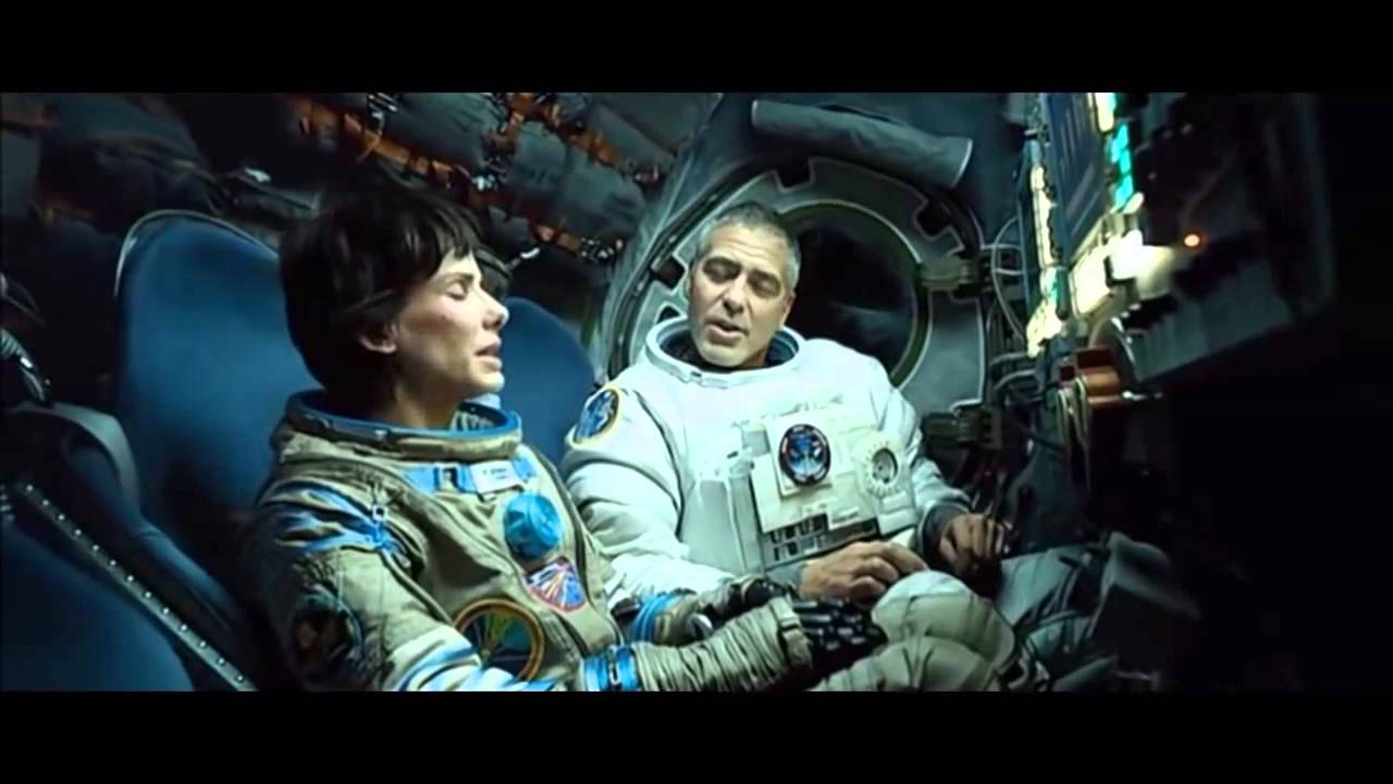 Gravity: my most overrated film   Film   The Guardian