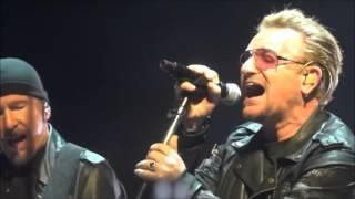 U2 - Chicago, USA 02-July-2015 (Full Concert Multicam HD Enhanced Audio Matrix)