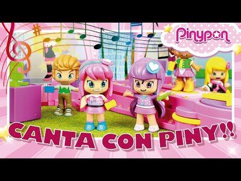 ¡Karaoke de la canción de PINY Institute of New York! | Mundo Pinypon