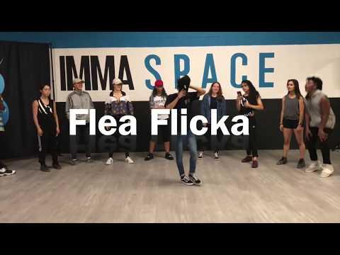 Flea Flicka-Smino-Julian DeGuzman Choreography-class at ImmaSpace