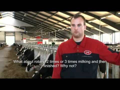 Lely Astronaut A4 - Milking robot (English / Denmark)